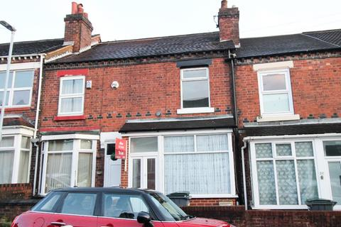 2 bedroom terraced house to rent - Dartmouth Street, Tunstall, Stoke-on-Trent, ST6 1HG