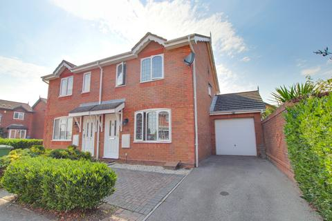 3 bedroom semi-detached house for sale - Waldegrave Close, Waterside Park