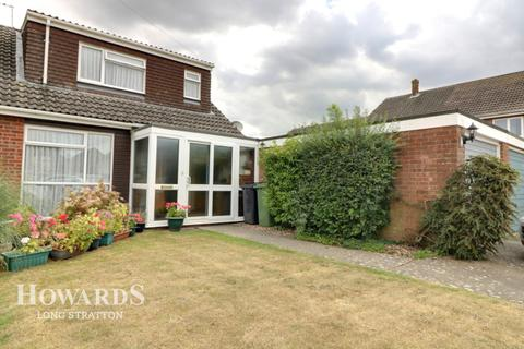 3 bedroom semi-detached house for sale - Limmer Avenue, Diss