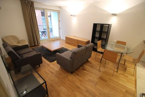 2 bedroom apartment to rent - Lumiere Building, 38 City Road East, Manchester