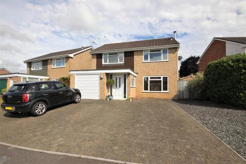 4 bedroom detached house for sale - Lynwood Drive, Wimborne, Dorset, BH21