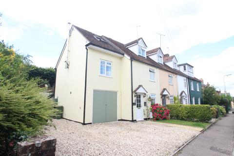 3 bedroom end of terrace house for sale - Park Street, Hungerford RG17