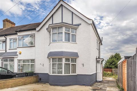 3 bedroom end of terrace house for sale - Norfolk Close, Palmers Green, London, N13