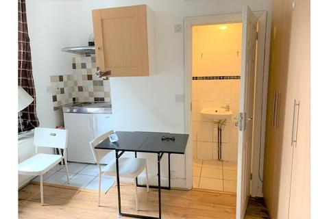 Studio to rent - North End Road, West Kensington