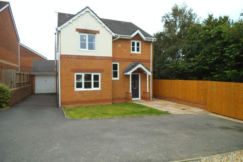 4 bedroom detached house for sale - Llys Pentre, Broadlands, Bridgend CF31