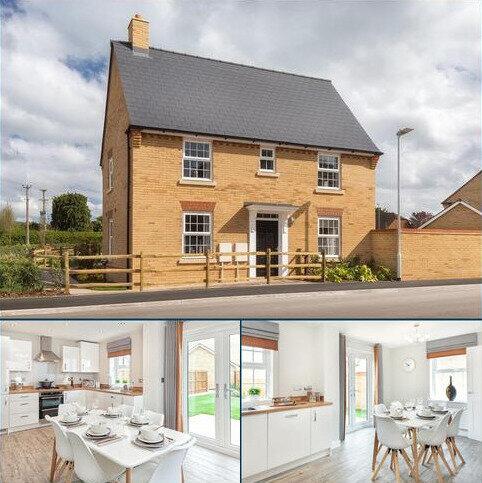 3 bedroom detached house for sale - Plot 187, HADLEY at Lay Wood, Horton Road, Devizes, DEVIZES SN10