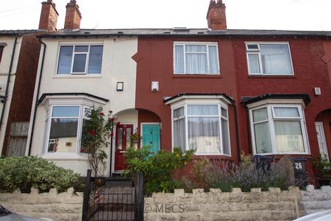 2 bedroom terraced house to rent - Westbury Road, Edgbaston, Birmingham, B17 8JH