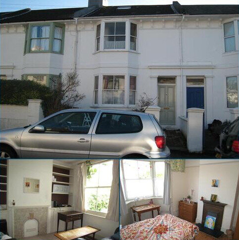 4 bedroom terraced house to rent - Hanover Street, Brighton BN2
