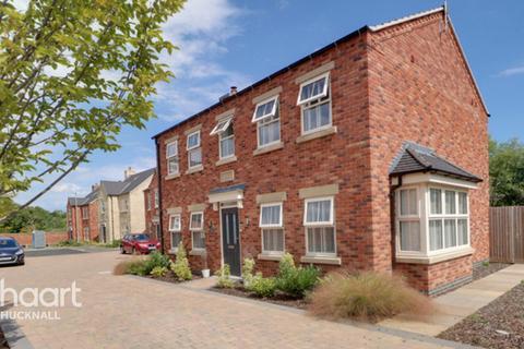4 bedroom detached house for sale - Papplewick Farm Close, Nottingham