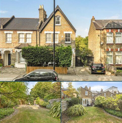 5 bedroom semi-detached house for sale - South Croxted Road, West Dulwich