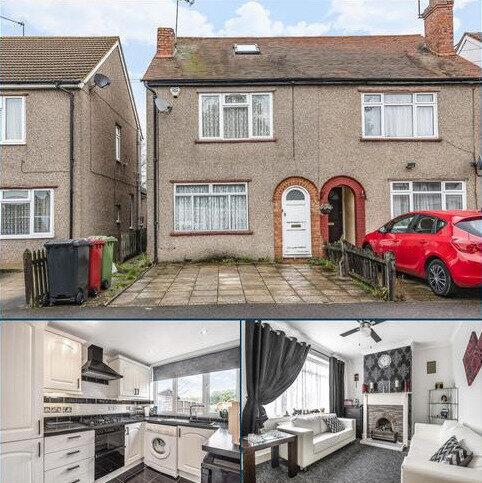 3 bedroom semi-detached house to rent - St. Johns Road, Slough, SL2