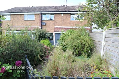 3 bedroom townhouse - Anderson Place Stoke-On-Trent ST6 8DT