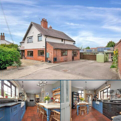 5 bedroom detached house for sale - East End, Long Clawson, Melton Mowbray