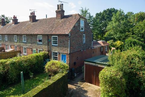 3 bedroom end of terrace house for sale - The Square, West Street, Hunton, Maidstone, ME15