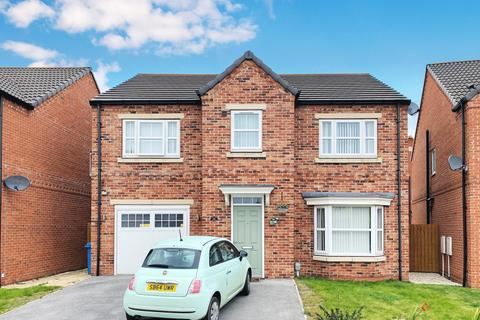 4 bedroom detached house for sale - Windsor Park, Kingswood, Hull, East Yorkshire, HU7