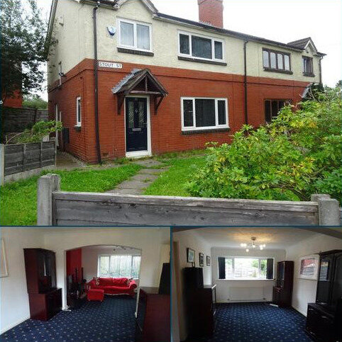 3 bedroom semi-detached house to rent - Stout Street, Leigh WN7