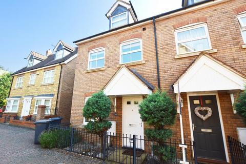 4 bedroom townhouse to rent - Harewelle Way, Harrold, MK43