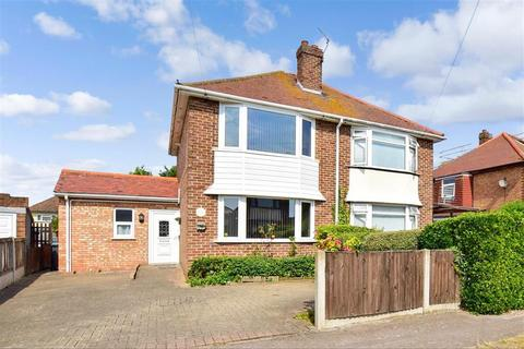 3 bedroom semi-detached house for sale - Bursill Crescent, Ramsgate, Kent