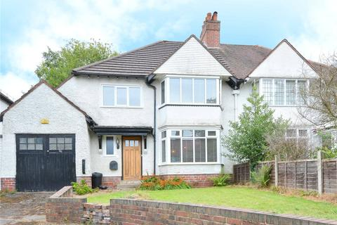 3 bedroom semi-detached house for sale - Manor Road North, Edgbaston, West Midlands, B16