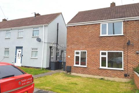 2 bedroom semi-detached house to rent - Wayside Court, Bearpark