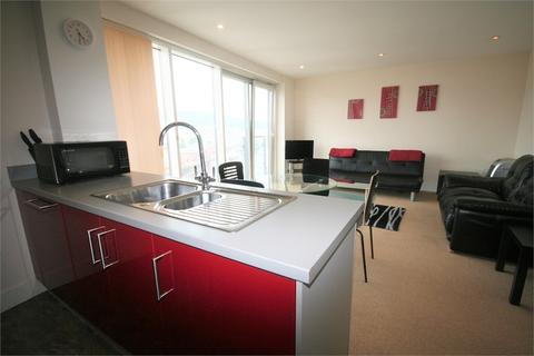 1 bedroom flat to rent - Meridian Tower, Trawler Road, Maritime Quarter, SWANSEA