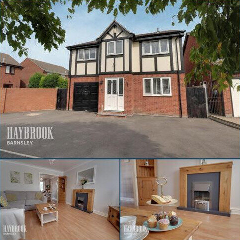 4 bedroom detached house for sale - Norwood Drive, Brierley
