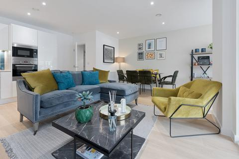 2 bedroom apartment for sale - EMERALD GARDENS BRESSAY HOUSE WESTFERRY ROAD E14 3AN