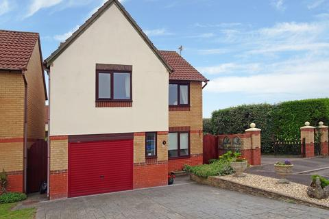3 bedroom detached house for sale - CYPRESS GARDENS, NEWTON, PORTHCAWL, CF36 5BZ