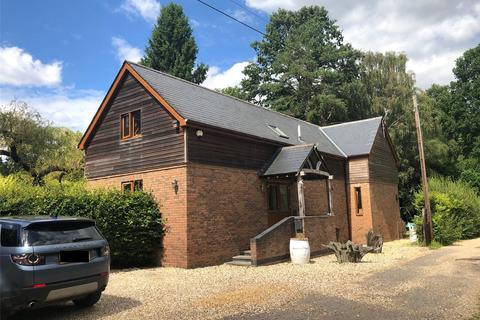 4 bedroom detached house for sale - Crawley Hill, West Wellow, Romsey, Hampshire, SO51