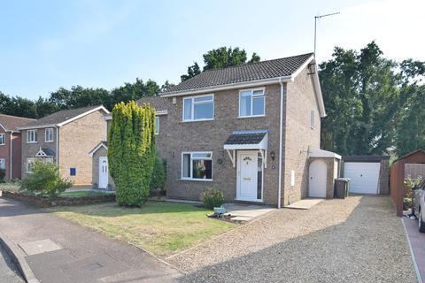 3 bedroom detached house for sale - Peckover Way, South Wootton