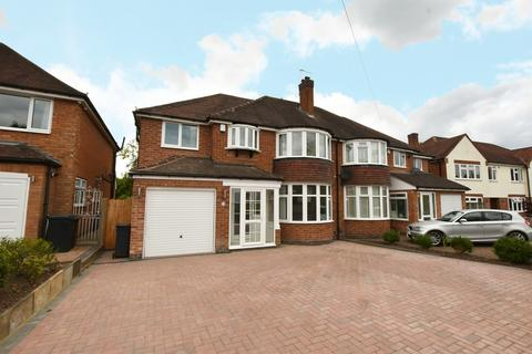 4 bedroom semi-detached house for sale - Greswolde Road, Solihull