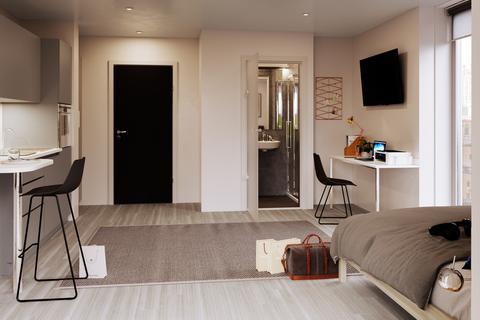 Studio to rent - The Metropolis, Newcastle