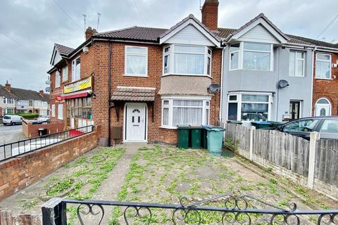 4 bedroom terraced house to rent - Belgrave Road, WYKEN, Coventry