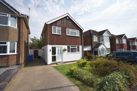 3 bedroom detached house for sale - Sandringham Drive, Spondon, Derby, DE21 7QN