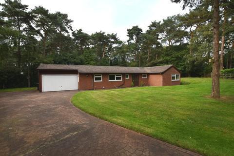 4 bedroom detached bungalow for sale - Birks Drive, Ashley Heath
