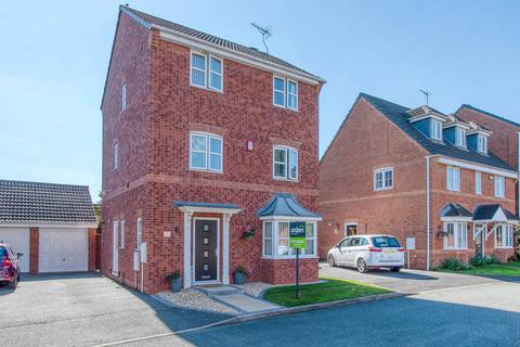 5 bedroom detached house for sale - Parklands Close, Redditch, B97 6PZ