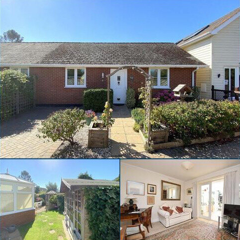 2 bedroom semi-detached bungalow for sale - Caxton Close, Holbrook, Ipswich IP9 2GZ