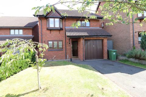 4 bedroom detached house to rent - St. James Meadow Road, Leamington Spa