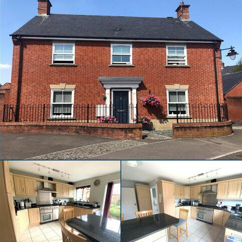 4 bedroom detached house for sale - Chivers Road, Devizes, Wiltshire, SN10