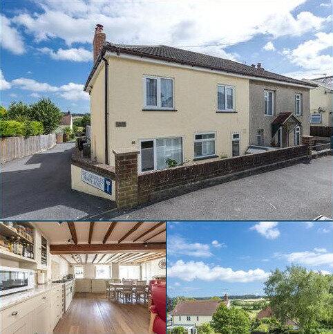 4 bedroom semi-detached house for sale - Main Road, Tolpuddle, Dorchester, DT2
