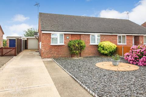 2 bedroom semi-detached bungalow for sale - Boyd Avenue, Toftwood, Dereham