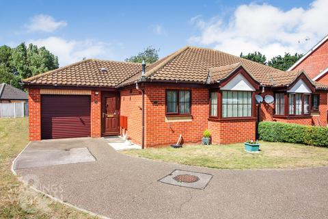 2 bedroom semi-detached bungalow for sale - St. Clare Court, Hopton, Great Yarmouth