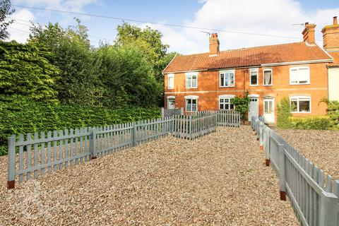 3 bedroom terraced house for sale - North Green Road, Pulham St. Mary, Diss