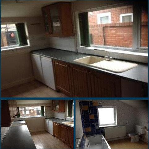 2 bedroom terraced house to rent - Joseph Street, Grimsby DN31
