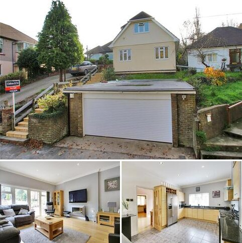 4 bedroom detached house for sale - Ferndell Avenue, Joydens Wood, Kent, DA5