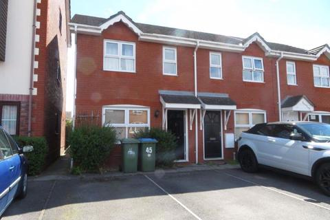 2 bedroom end of terrace house to rent - Waldegrave Close, Woolston, Southampton SO19 9RY