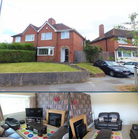 3 bedroom semi-detached house for sale - Ringinglow Road, Great Barr
