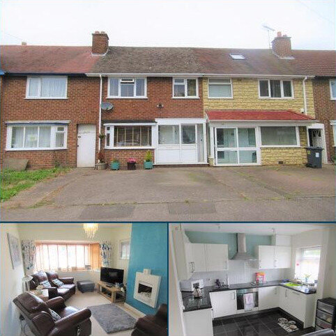 3 bedroom terraced house for sale - Ringinglow Road, Great Barr