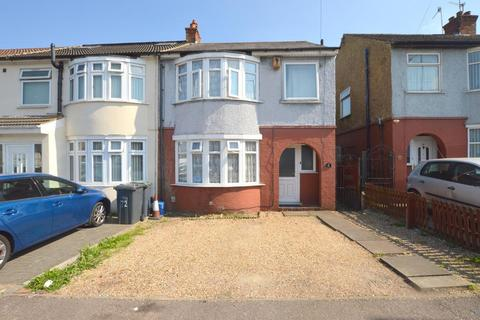 3 bedroom end of terrace house for sale - Blundell Road, Icknield, Luton, Bedfordshire, LU3 1SP