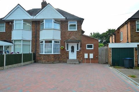 3 bedroom semi-detached house for sale - Goodrest Croft, Yardley Wood, Birmingham, B14